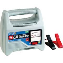 Chargeur de batterie 6A/12V Car + - 3505126