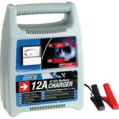 Chargeur de batterie 12A/6-12V Car + - 3505127