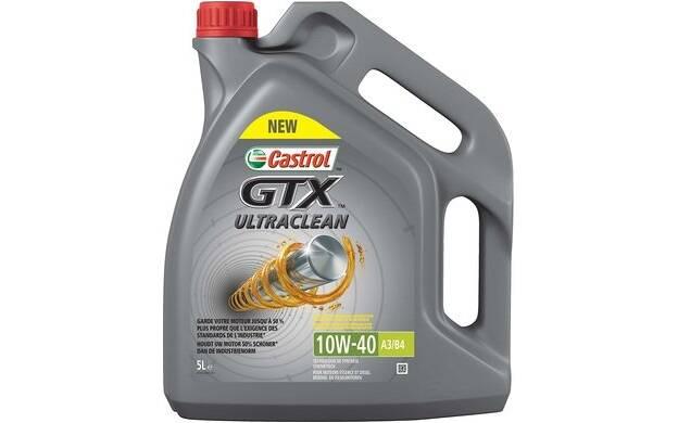 Engine Oil GTX Ultraclean 10W40 A3/B4 - 5 Liters