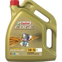 Motorolie EDGE TITANIUM 5w30 C3 - 5 Liter CASTROL - 1552FD