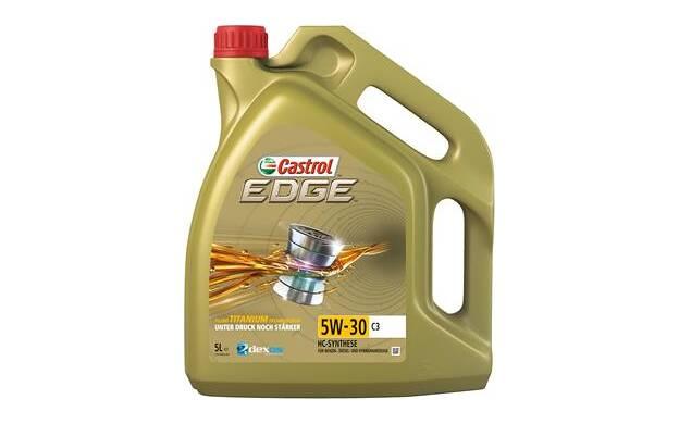 Motorolie EDGE TITANIUM 5w30 C3 - 5 Liter