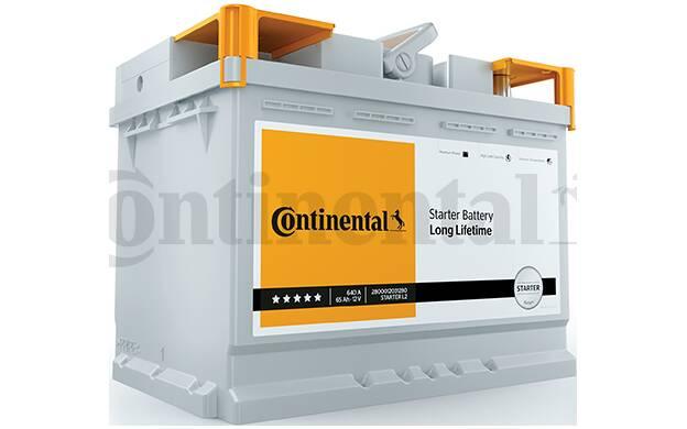 Batterie de démarrage 65ah / 640A