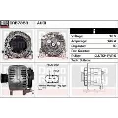 Alternator DELCO REMY - DRB7350