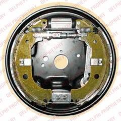 Brake Set, drum brakes DELPHI - LG16065