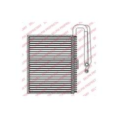 Evaporator, air conditioning DELPHI - TSP0525207