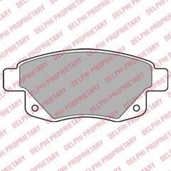 Brake Pad Set DELPHI - LP1955