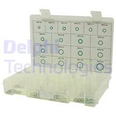 Seal Kit, Air Conditioning DELPHI - TSP0695006