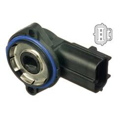 Sensor, throttle position DELPHI - SS10528-12B1