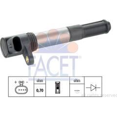 Coil, ignition FACET - 9.6342