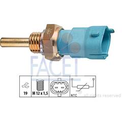 Sensor, oil temperature FACET - 7.3239