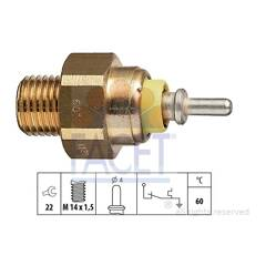 Temperature Switch, coolant warning lamp FACET - 7.4120