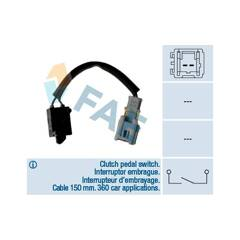 Commande (embrayage (GRA)) FAE - 24907