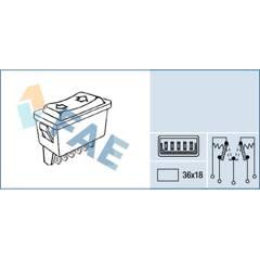 Interrupteur de vitres électriques FAE - 62590