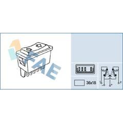 Interrupteur de vitres électriques FAE - 62600