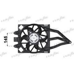 Fan, radiator FRIGAIR - 0504.2038