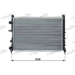 Radiator, engine cooling FRIGAIR - 0104.3068