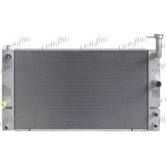 Radiator, engine cooling FRIGAIR - 0115.3177