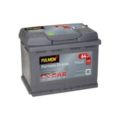 Batterie de démarrage 64ah / 640A FULMEN - FA640