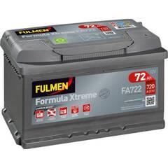 Batterie de démarrage 72ah / 720A FULMEN - FA722