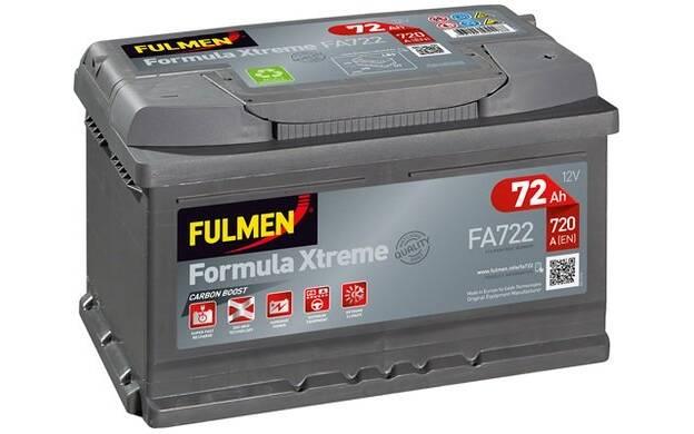 Batterie de démarrage 72ah / 720A