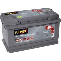 Batterie de démarrage 85ah / 800A FULMEN - FA852