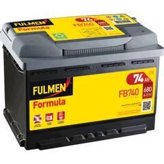 Batterie de démarrage 74ah / 680A FULMEN - FB740