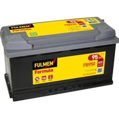 Batterie de démarrage 95ah / 800A FULMEN - FB950