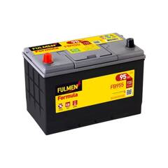 Batterie voiture pour Isuzu D Max 2.4 4x4 052002