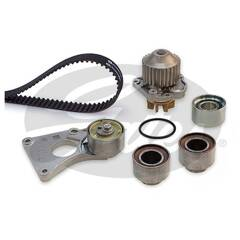 Water Pump + Timing Belt Kit GATES - KP15602XS-1