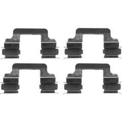 Kit d'accessoires (plaquette de frein) HELLA - 8DZ 355 203-081