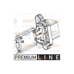 Resistor, interior blower HELLA - 9ML 351 332-361