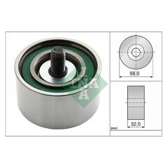 Deflection/Guide Pulley, timing belt INA - 532 0540 10