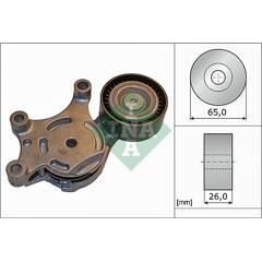 Galet tendeur (courroie d'accessoire) INA - 534 0075 20