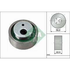 Galet tendeur (courroie de distribution) INA - 531 0030 10