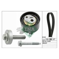 Timing Belt Kit INA - 530 0607 10