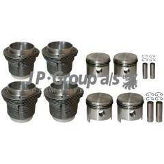 Repair Set, piston/sleeve JP GROUP - 8110701512