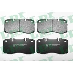 Front brake pad set (4 pcs) LPR - 05P1164