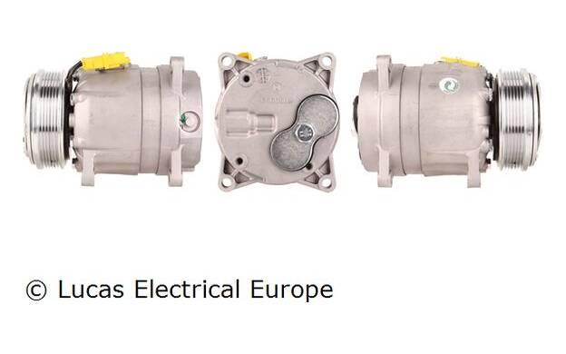 ACP553 Lucas électrique OE QUALITÉ A//C air avec compresseur