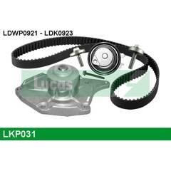 Kit de distribution + pompe à eau LUCAS - LKP031