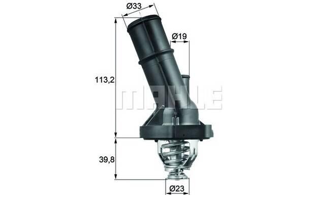 MAHLE Thermostat intégré-TI-202-82