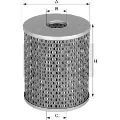 Filtre hydraulique (correcteur d'assiette) MANN-FILTER - H 58