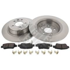 Brake Kit MAPCO - 47662/1