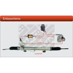 Filtre circuit hydraulique MAPCO - 29990