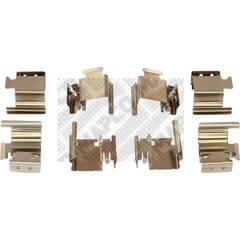 Kit d'accessoires (plaquette de frein) MAPCO - 9312