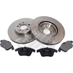 Kit disques et plaquettes de frein MAPCO - 47661