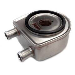 Oil Cooler, engine oil MEAT AND DORIA - 95065