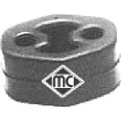 Butée élastique (silencieux) METALCAUCHO - 02426