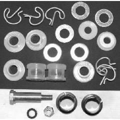 Kit de réparation (levier de vitesse) METALCAUCHO - 00957