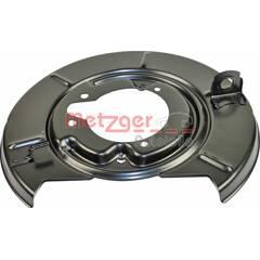 Déflecteur (disque de frein) METZGER - 6115062