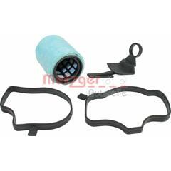 Filtre (ventilation du carter-moteur) METZGER - 2385051